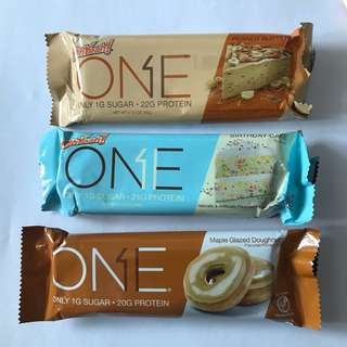 The One Protein Bars