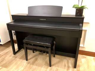 Yamaha Piano Clavinova
