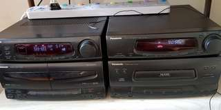 Panasonic Stereo Integrated Amplifier SU-CH40