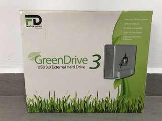 BNIB [Authentic] 2TB External Hard Drive #PAYDAY30