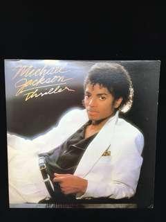 Michael Jackson - Thriller (Promo) vinyl