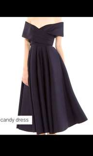 Sabrina party dress