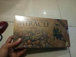 Miracle cofee/ kopi bahagia/ stamina dewasa