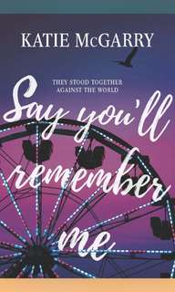 [ebook] Say You'll Remember Me
