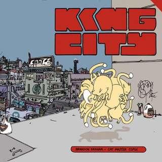 King City by Brandon Graham (Tokyo Pop)