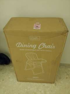 Babycare dining chair (Brand new and Sealed)