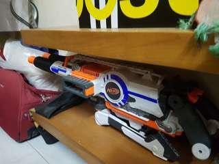 Nerf Gun rihno fire