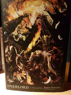 overlord book one