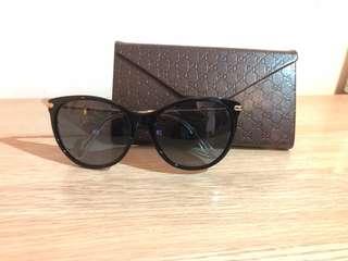 Gucci sunglasses 太陽眼鏡 100% new