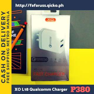 XO LB18 Qualcomm Fast Charger