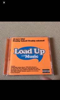Cd box 4 - Load Up Music