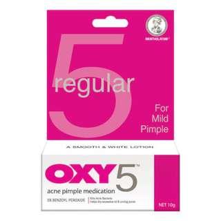 OXY 5 10gr
