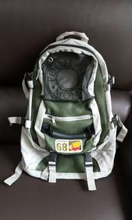 Winnie the pooh backpack (小熊維尼背囊