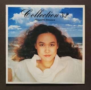 Mayumi itsuwa 五轮真弓 audiophile original lp record