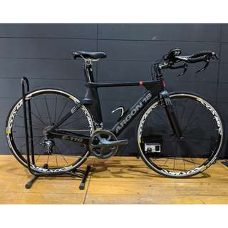 Argon 18 E116 - TT Bike