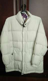 Jaket winter bulu angsa
