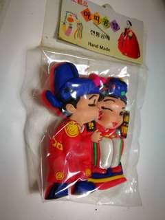Korea Fridge Magnet
