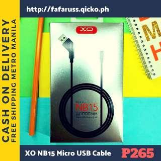 XO NB15 Micro USB Cable
