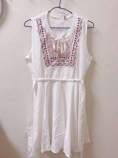 🚚 波西米亞風洋裝