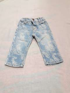 Zara Baby Girl Original Denim