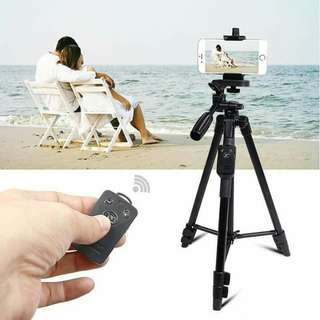 OriginaL tripod+bLuetooth shutter