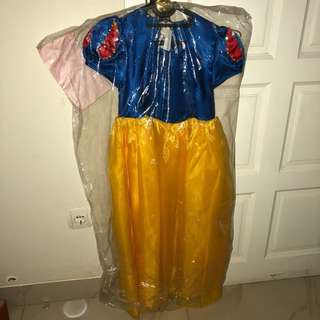 DRESS ANAK SNOW WHITE