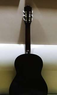 Preloved Classical Guitar. Well seasoned