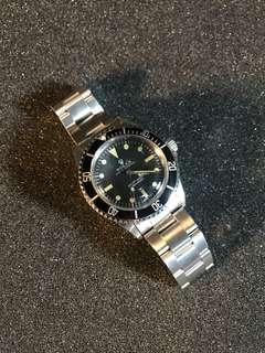 Second Rolex Submariner Black Vintage Highest Clone not panerai hublot sevenfriday