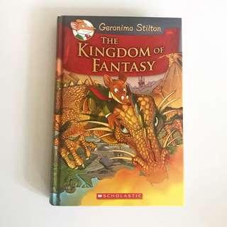 Geronimo Stilton: The Kingdom of Fantasy Hardcover Edition