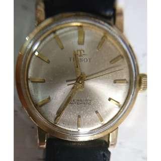 [父親節禮物] 古董天梭Tissot Seastar自動男裝錶