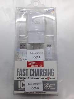 Fast charger for Samsung Android