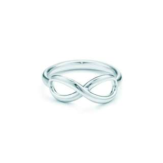Authentic Tiffany & Co Infinity Ring