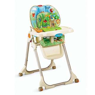 FISHER PRICE HIGH FEEDING CHAIR
