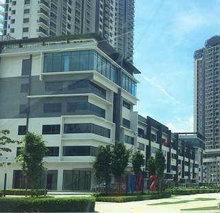 Bukit Jalil- The Link2 (New)2 Rooms Condo For Rent Fully Furnish