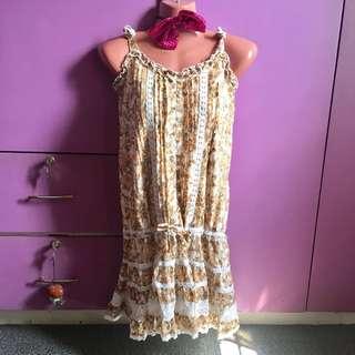 Japanese dress lace dress
