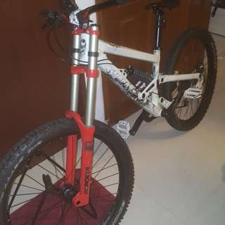 Scott voltage fr30 full suspension mtb