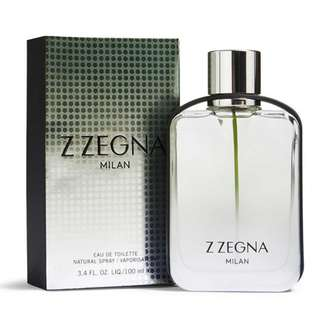 ERMENEGILDO ZEGNA Z ZEGNA MILAN EDT FOR MEN 100ML