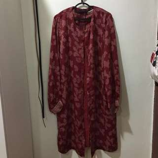 Blouse With Matching Pants. Reduced from $15