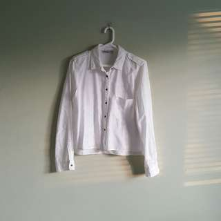 ZARA Button Up Shirt