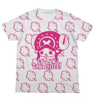 ONE PIECE JUMP Chopper Cotton Candy Shirt