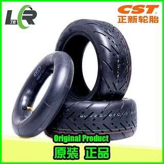 ***In-Stock =CST Road Tire And Tube 90/65-6.5 11 Inch