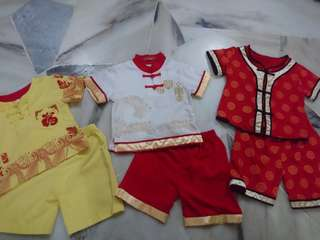 CNY Boy Set