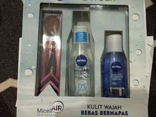 Nivea micellair exclusive Bubah Alfian - Green Pack