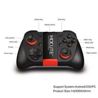 Mocute 055 Gamepad Control Bluetooth Gamepad
