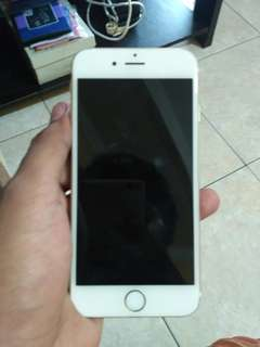 iPhone 6 GOLD 32gb (lancar jaya)