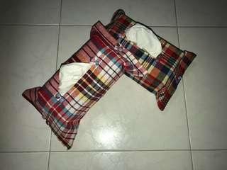 HANDMADE - Tissue Box Cover (Cloth)