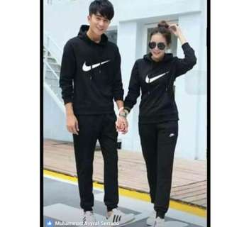 COUPLE NIKE PANTS TERNO