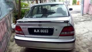 Honda City 1.5 vtec (Auto)