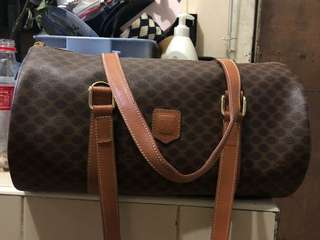 Authentic celine leather bag