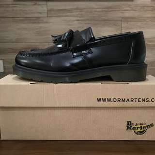 Dr martens docmart original adrian tassel loafer black like new sz 42